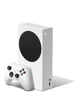 The Xbox series S is a great choice for newer and beginner gamers.
