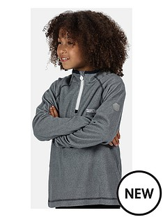 regatta-kids-loco-half-zip-fleece