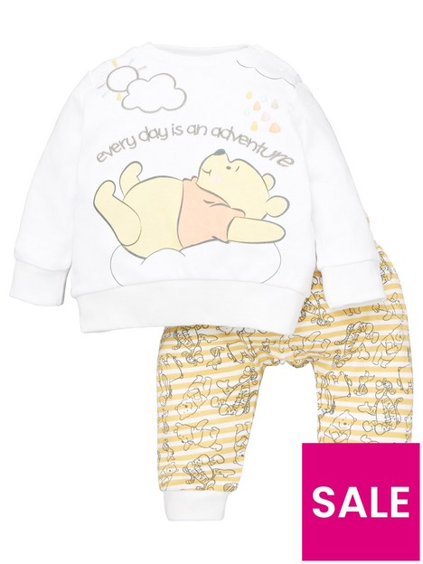 winnie-the-pooh-baby-unisex-2-piece-sweat-and-jogger-set-white