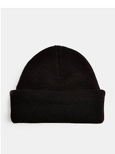 topman-skater-beanie-hat-black