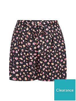 dorothy-perkins-curve-tropical-print-shorts--nbspmulti