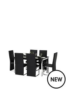 julian-bowen-set-of-tempo-table-6-tempo-chairs