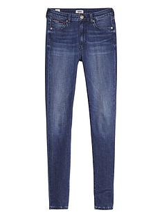 tommy-jeans-sylvia-high-risenbspsuper-skinny-jean-blue