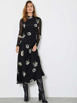 mint-velvet-clara-high-neck-column-midi-jersey-dress-black