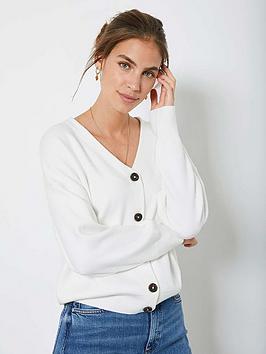 mint-velvet-button-front-cardigan-cream