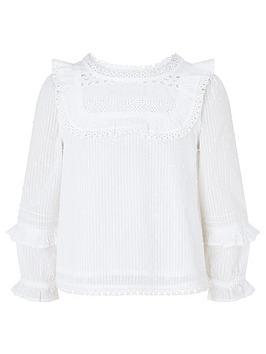 monsoon-girls-prairie-blouse-ivory