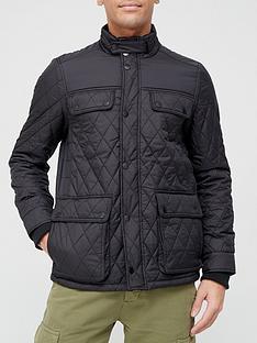 burton-menswear-london-kestral-quilted-jacket--nbspblack