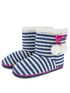 accessorize-nautical-stripe-knitted-boots-navy