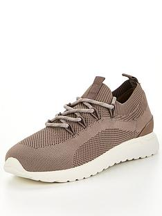 v-by-very-avril-elastic-lace-knit-trainers-grey