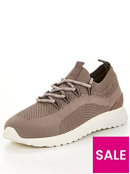 v-by-very-elastic-lace-knit-trainers-grey