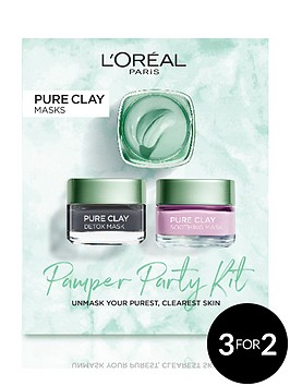 loreal-paris-loreal-paris-pamper-party-kit-gift-set-for-her