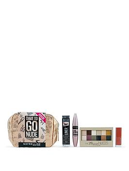 maybelline-makeup-gift-set-dare-to-go-nude-mascara-eyeliner-lipstick-amp-eyeshadow-palette-christmas-gift-set-for-her