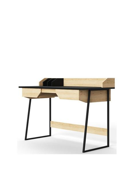 alphason-salisbury-2-drawer-desk