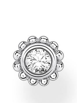 thomas-sabo-thomas-sabo-sterling-silver-and-cubic-zirconia-single-earring