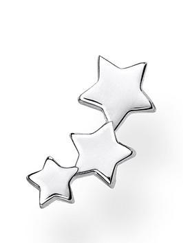 thomas-sabo-thomas-sabo-sterling-silver-single-stars-earring