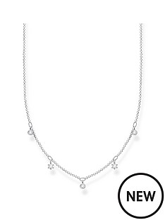 thomas-sabo-thomas-sabo-sterling-silver-and-cubic-zirconia-charm-necklace