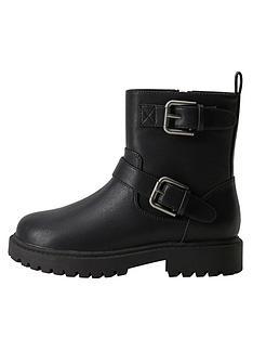 mango-girls-ankle-boots-black