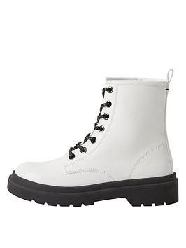 mango-girls-lace-up-boots-white