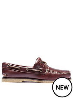 timberland-classic-2-eye-leather-boat-shoes-brown