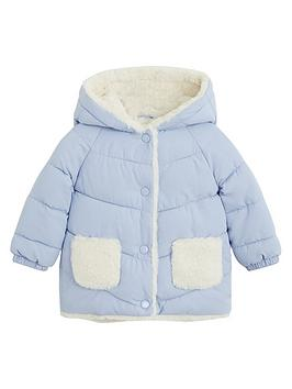 mango-baby-unisex-quilted-hooded-ears-coat-light-blue