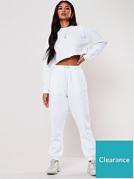 missguided-90s-oversized-jogger-white