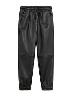 mango-girls-pu-trousers-black