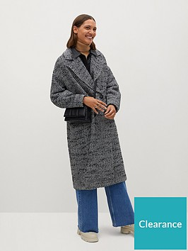mango-check-formal-coat-black