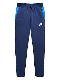 nike-boys-nsw-mixed-material-pant-navy
