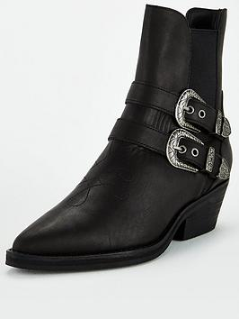 superdry-buckle-boots-black