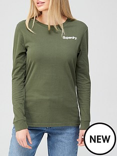 superdry-superdry-cl-wilderness-ls-top