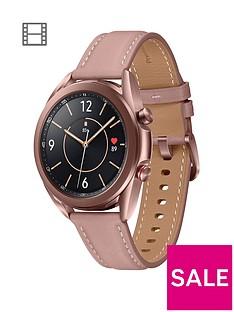 prod1089608481: Galaxy Watch 3 41mm WiFi - Mystic Bronze