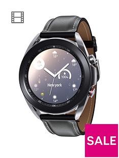 prod1089608526: Galaxy Watch 3 41mm 4G - Mystic Silver
