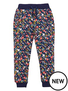 mini-v-by-very-girls-floral-print-single-jogger-navy