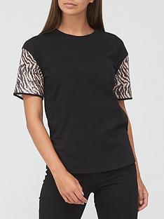 v-by-very-sequin-zebra-sleeve-t-shirt-black
