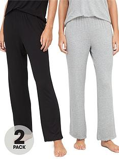 v-by-very-valuenbspmix-amp-matchnbsp2-pack-lace-trim-trouser-multi