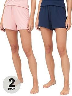 v-by-very-valuenbsp2-pack-lace-trim-shorts-multi