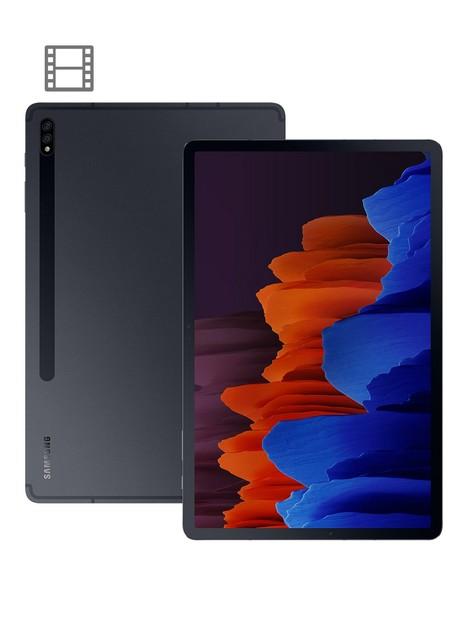 samsung-galaxy-tab-s7-plus-5g-128gb-124-inch-tablet-black