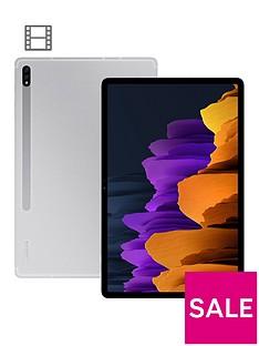 samsung-galaxy-tab-s7-plus-wifi-128gb-124-inch-tabletnbsp--silver