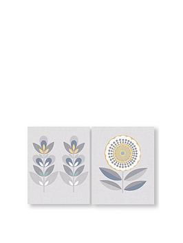 graham-brown-set-of-2-retro-flora-printed-canvas