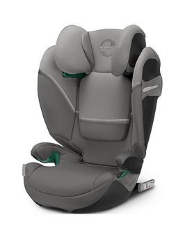 cybex-solution-s-i-fix-group-23-r129-tested-car-seat-soho-grey