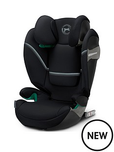 cybex-solution-s-i-fix-group-23-r129-tested-car-seat-deep-black