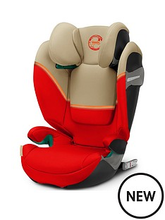 cybex-solution-s-i-fix-group-23-r129-tested-car-seat-autumn-gold