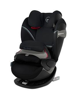 cybex-pallas-s-fix-group-123-safety-cushion-car-seat-deep-black