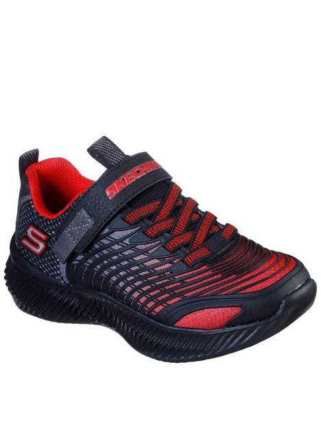 skechers-boys-optico-strap-trainer-red