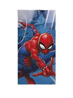 spiderman-ultimate-spiderman-towel