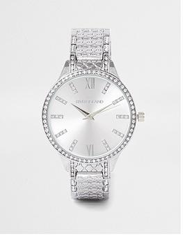 river-island-monogram-diam-bracelet-watch-silver