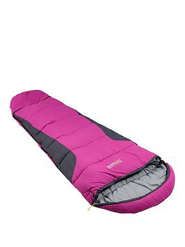 regatta-hilo-boost-sleeping-bag-pink
