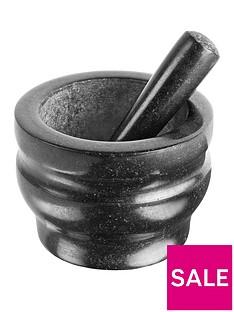 prod1089674873: 18cm Granite Pestle And Mortar