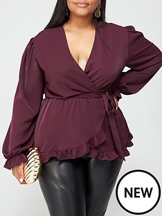 ax-paris-curve-wrap-top-plum