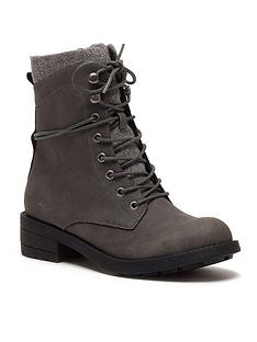 rocket-dog-tayte-lace-up-ankle-boots-grey